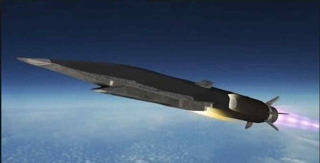 Do míssil 'hipersônico' 'Tsirkon' só foi apresentada uma imagem digna de videojogo