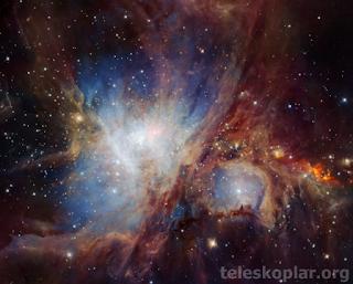 Orion bulutsusu nedir?