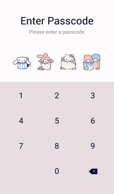 サンリオキャラクターズ ショッピング