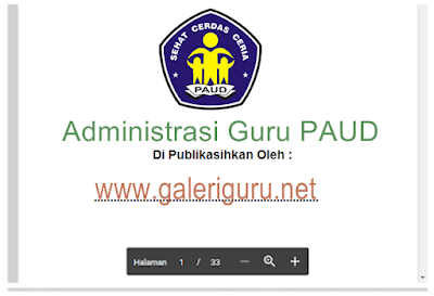 Contoh RPPH PAUD Kurikulum 2013 Document