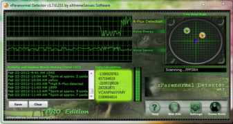 xparanormal detector pro 1.7 full serial