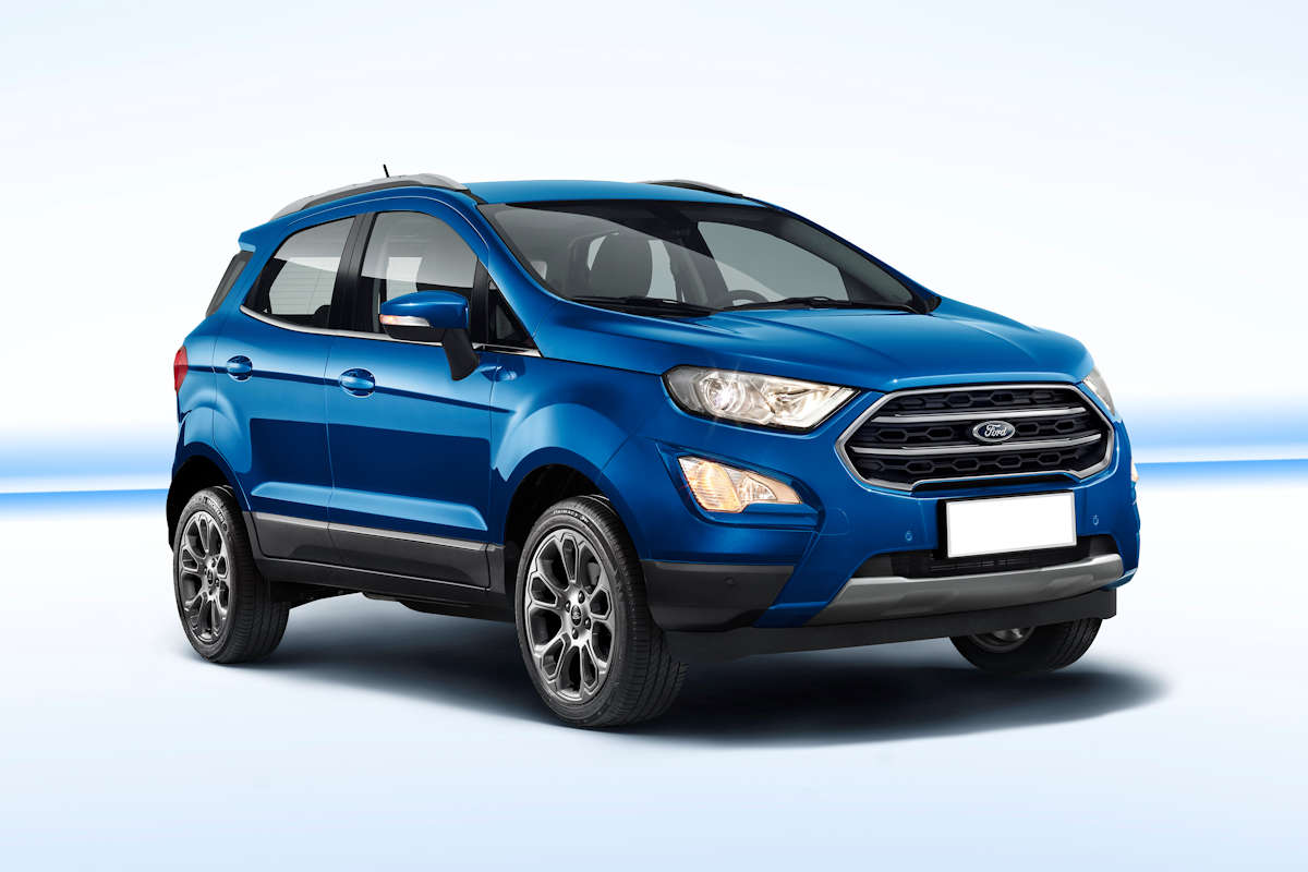 Saints Be Praised Ford Has Finally Ditched The Maligned Power Shift Dual Clutch Automatic Transmission In The  Ecosport As We Reported Last Week