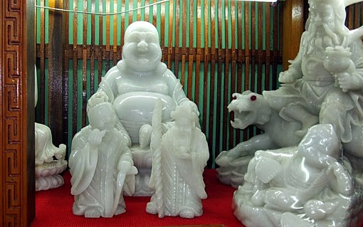 Chinese ideas of Buddha and other myths