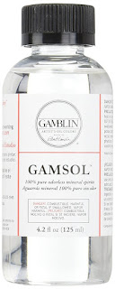 Gamsol Odorless Mineral Spirits