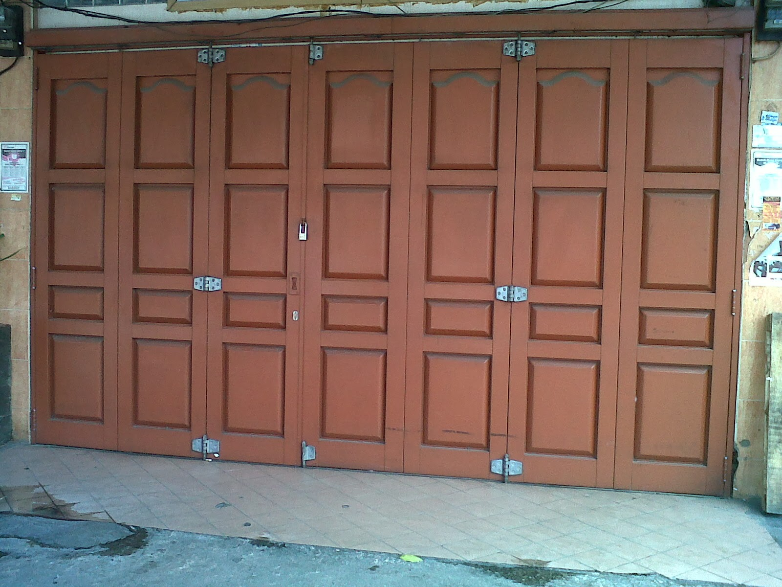 spesialis pintu lipat besi Bekasi