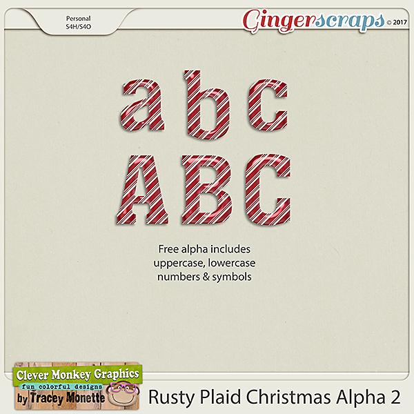 Rustic Plaid Christmas