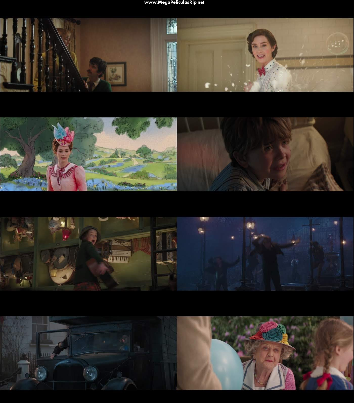 El Regreso De Mary Poppins 1080p Latino