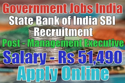 State Bank of India SBI Recruitment 2017