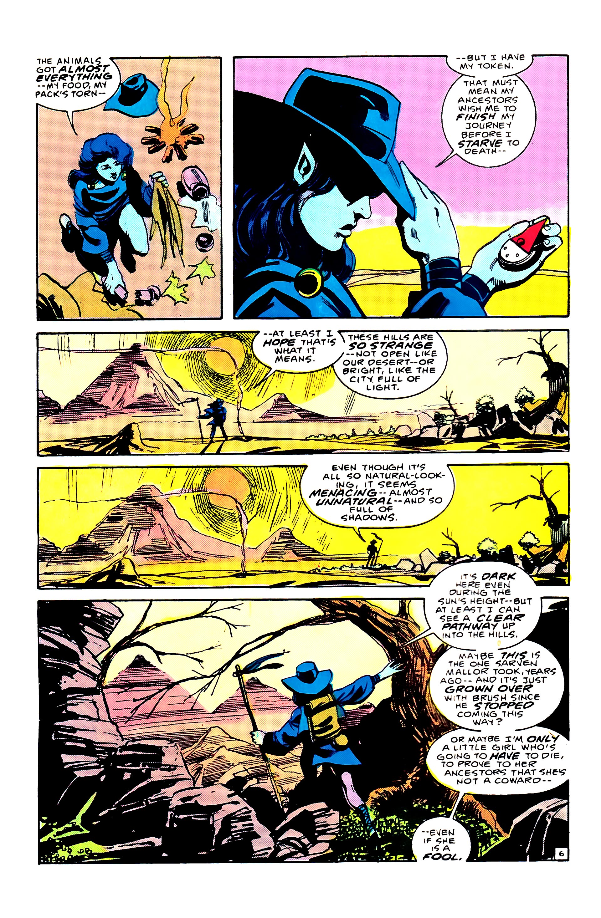 Read online Secret Origins (1986) comic -  Issue #8 - 10