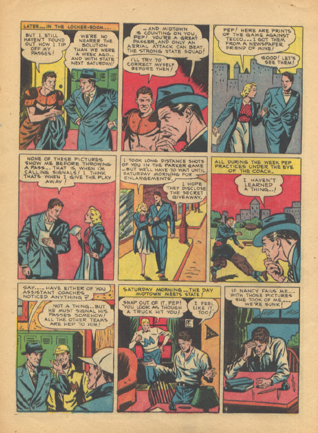Action Comics (1938) 31 Page 19