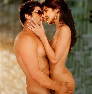 Indian actress sex scandal