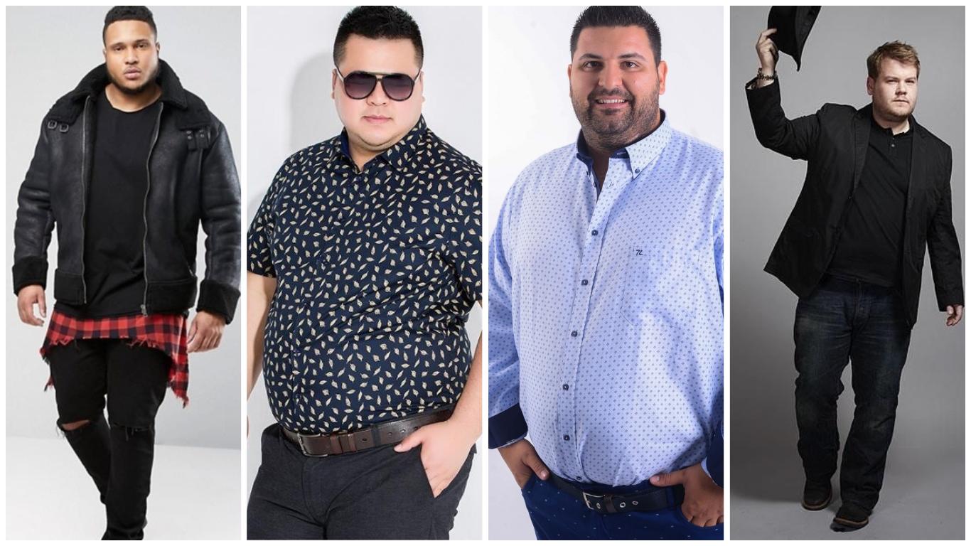 32ac96b43a5 La Mejor Moda Para Hombres Gordos -Tallas Especiales : marzo 2019