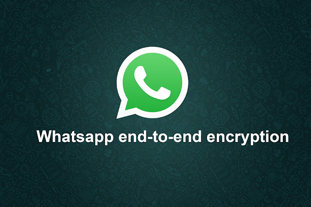 Whatsapp Best End-To-End Encrypted Using Source Code