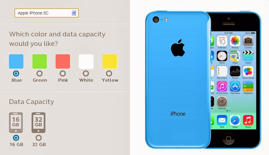 iphone 5c colors iphone 5c and 5s out for globe postpaid plan offers 11089