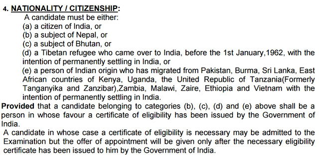Nationality/ Citizenship