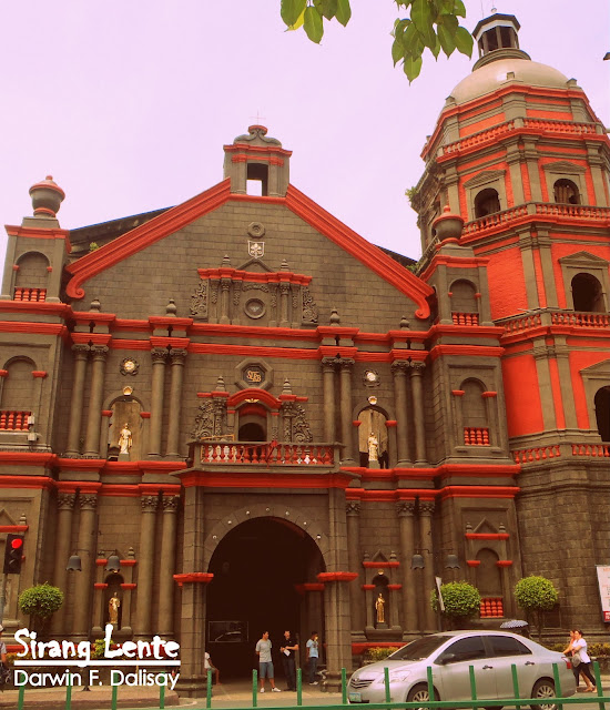 2019 Binondo Church itinerary