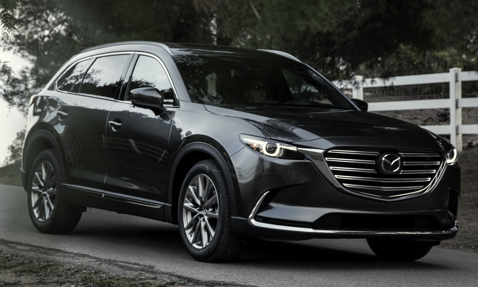 Mazda mazda cx 9 third row : uautoknow.net: All-new 2016 Mazda CX-9 now available starting at ...