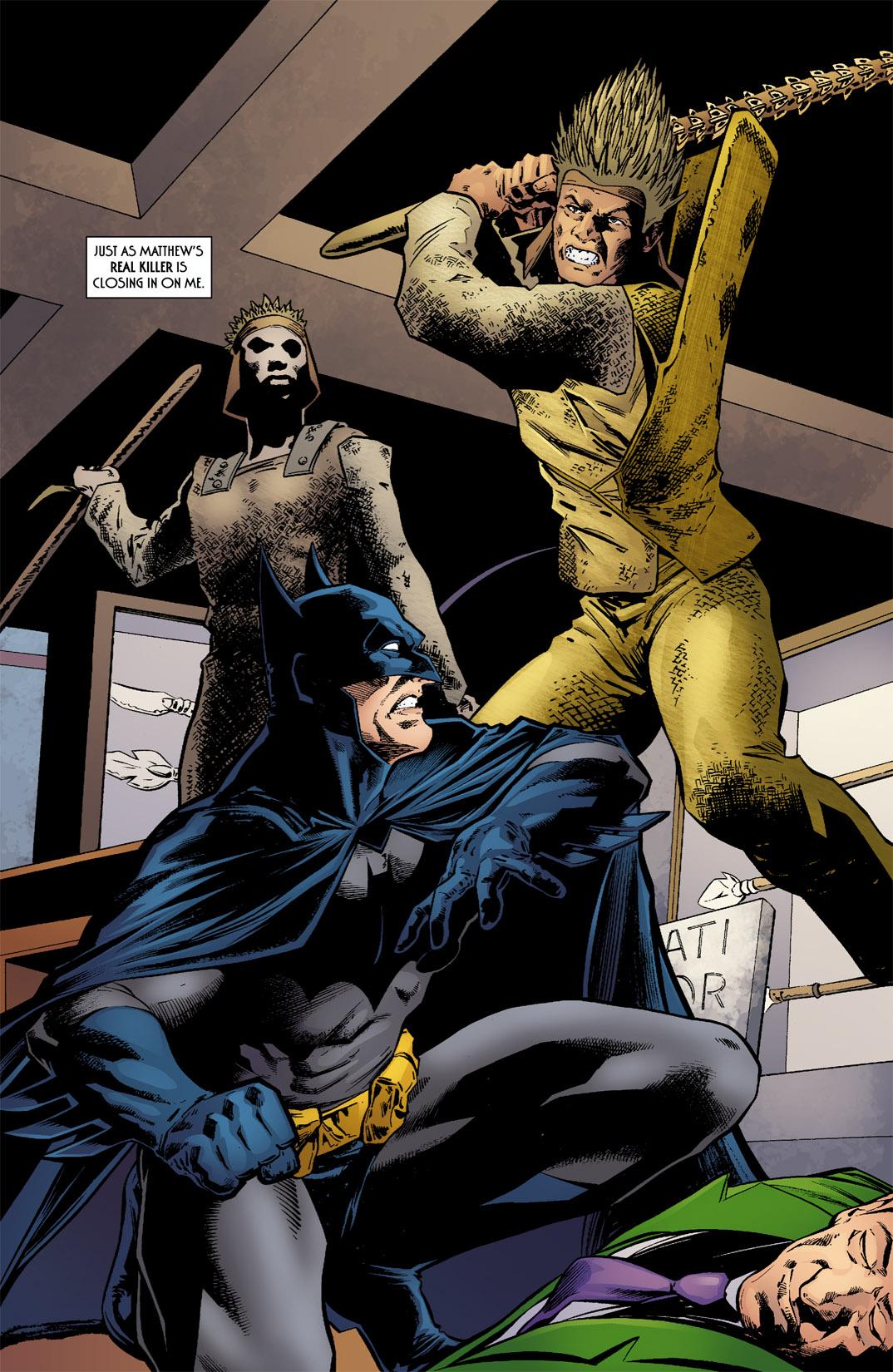 Detective Comics (1937) 828 Page 13