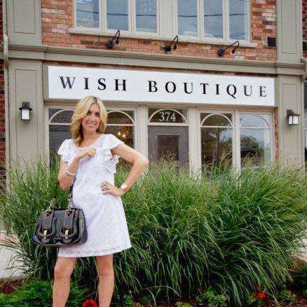 WISH Boutique in Burlington celebrating 2 Years