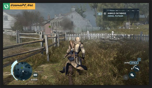 Assassin's Creed III Gameplay PC
