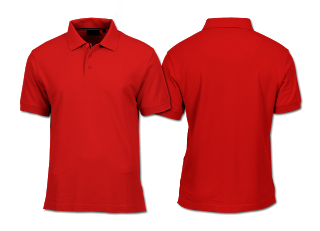 Mockup Polo Shirt PSD