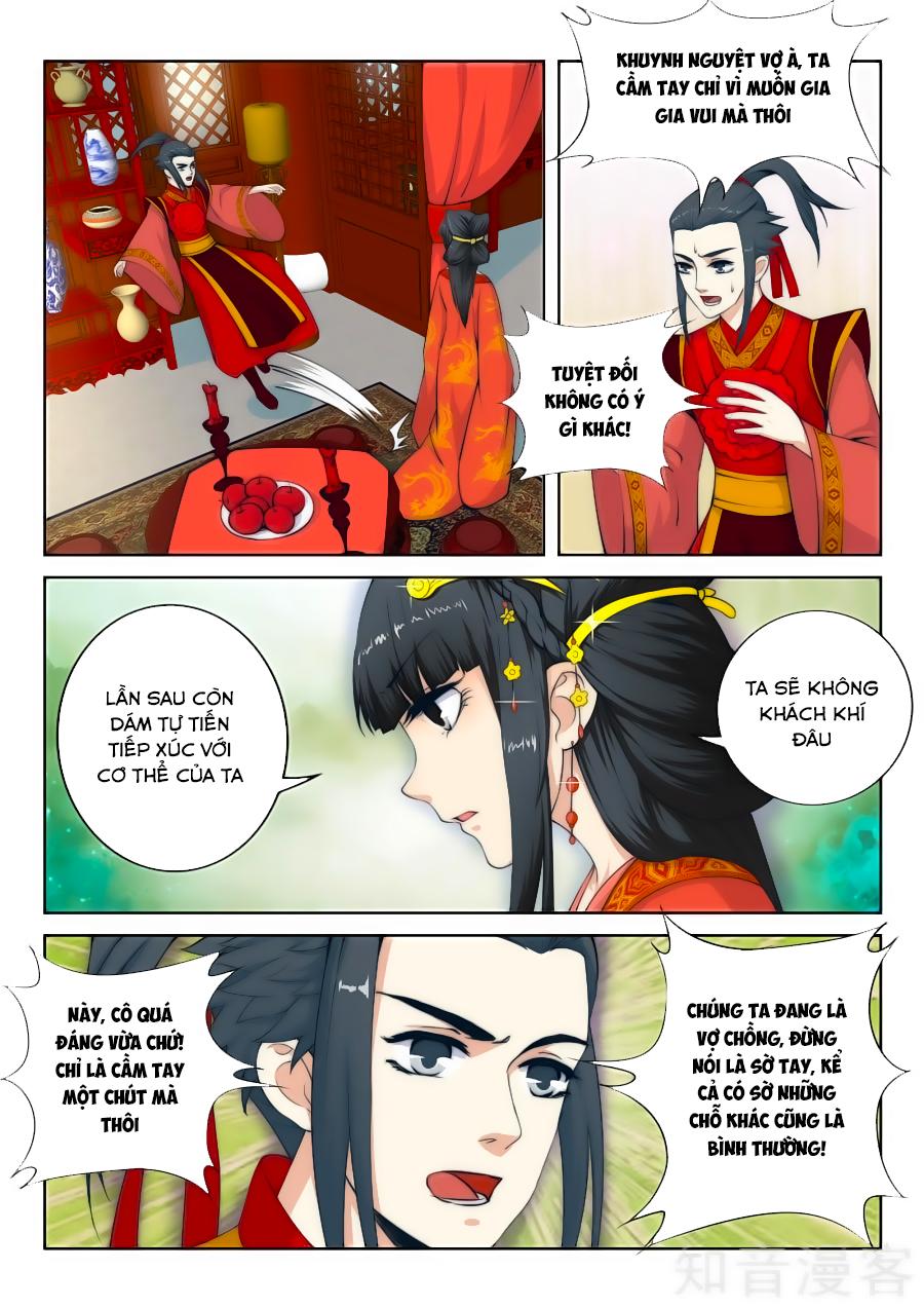Nghịch Thiên Tà Thần - Chap 9