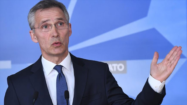 OTAN ve ataque de EEUU a Siria como un 'mensaje' a Irán y Rusia