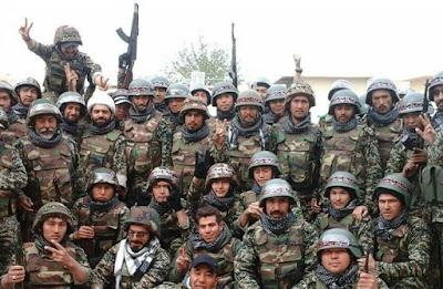 syiah brigade fatimiyun afghanistan