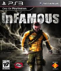Infamous - Download game PS3 PS4 RPCS3 PC free