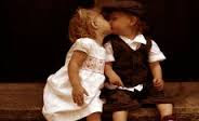 Top latest hd Baby Boy to Girl frist kiss images photos pic wallpaper free download 39