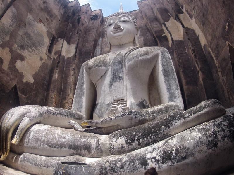 Wat Si Chum, templos de Sukhothai, templos de Tailandia