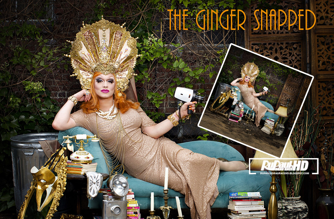 Music, Jinkx Monsoon, The Ginger Snapped (Itunes Plus AAC M4A, 2015, Openload and Mega)