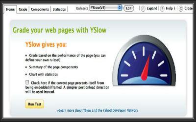 YSlow - Open Source Website Speed measurements Project-400x250