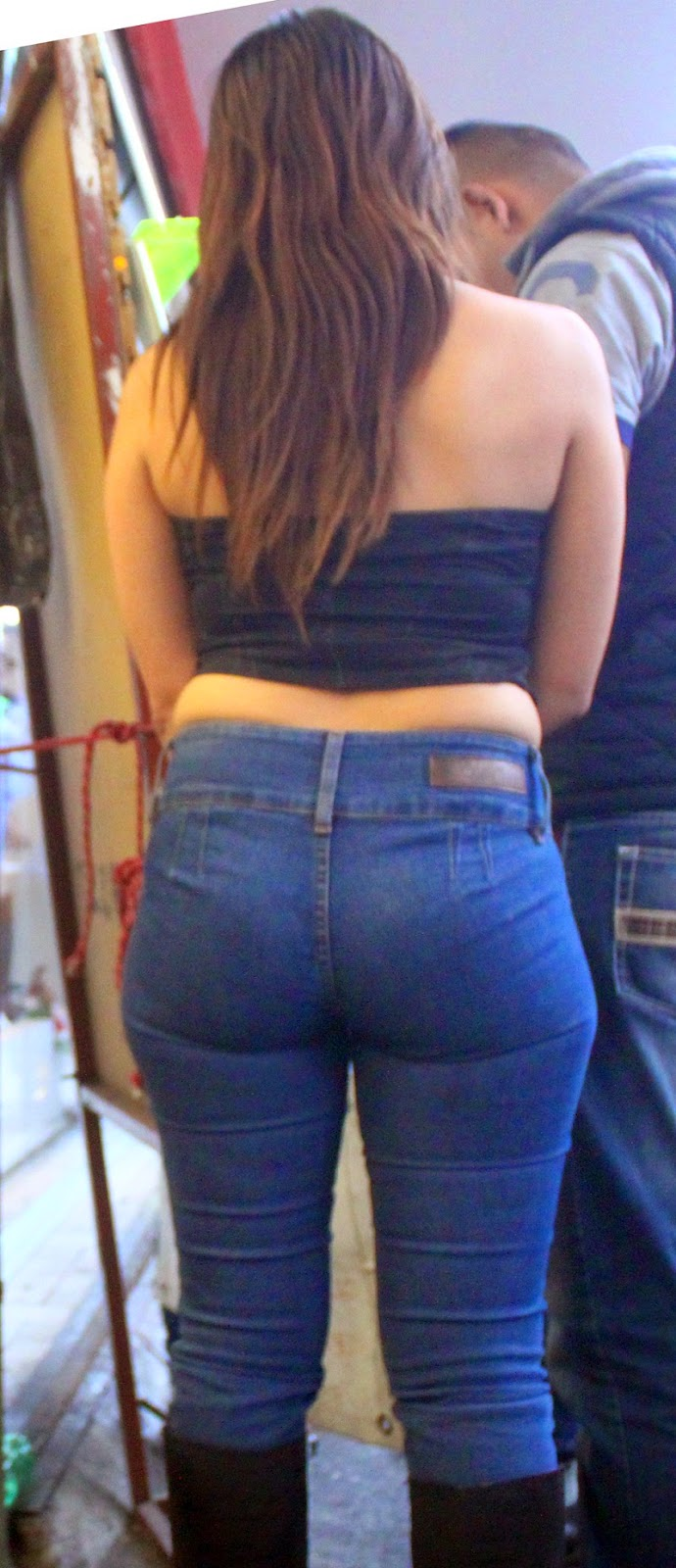 Girls with good butts-7176