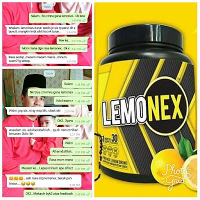 LEMONEX KURUS TAK SENGAJA