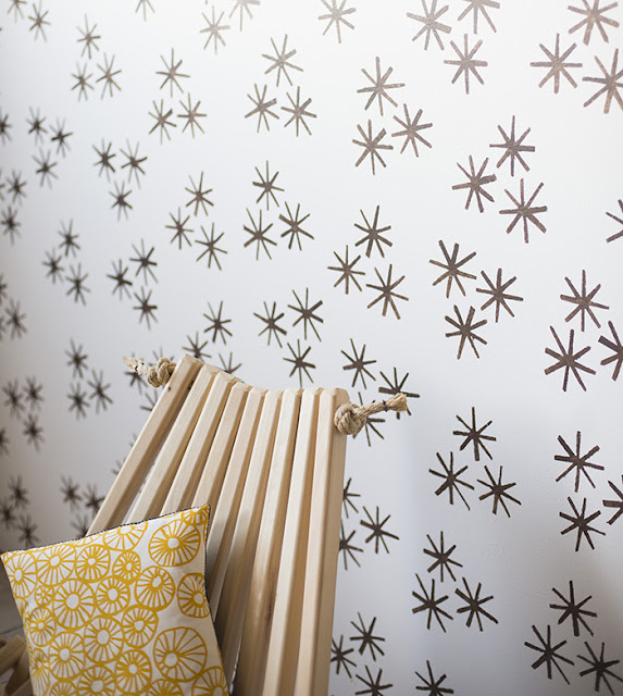 Estampados, ideales para dar vida a tus paredes