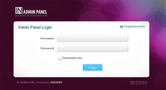 Dork admin login