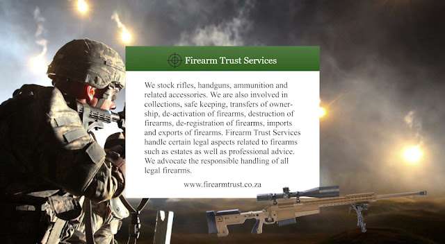Firearm Trust Services - handguns and rifles