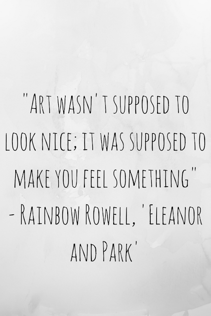 Review of 'Eleanor and Park' by Rainbow Rowell