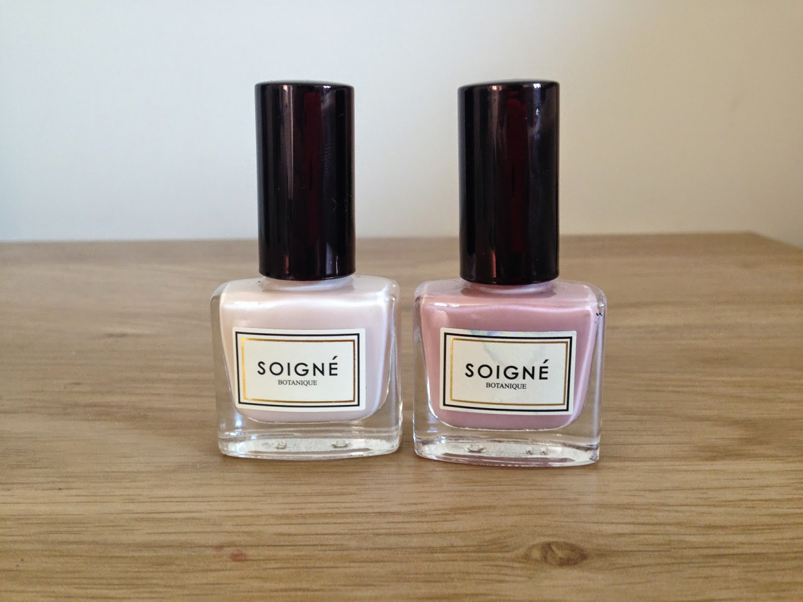 Soigne Nails French Manicure