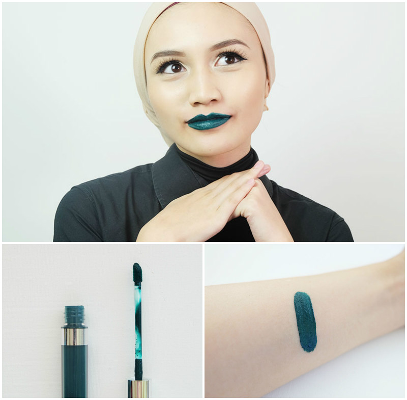 Bash Harry Brunei Beauty Blogger reviews ColourPop Ultra Matte Lip in Dr. M