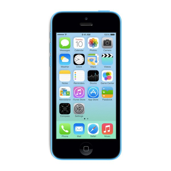 iPhone 5C 16GB/32GB  Harga iPhone 5C