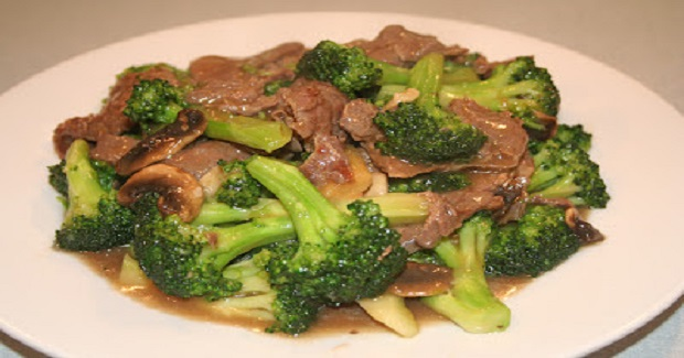 Chinese Style Beef Broccoli Recipe