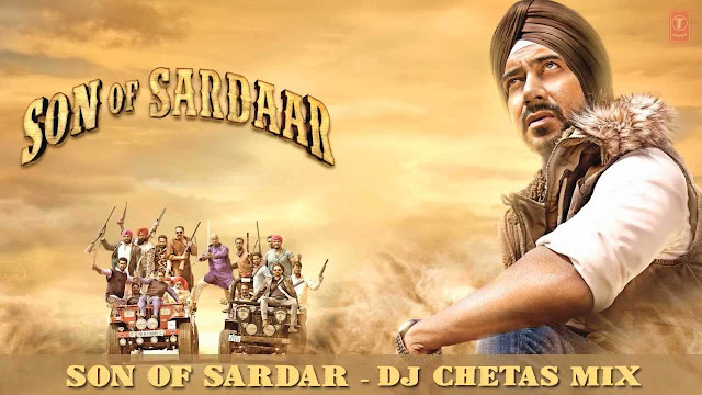 Son Of Sardar Movie Wallpapers Hd: Son Of Sardaar Bollywood Movie HD Wallpaper & Pictures