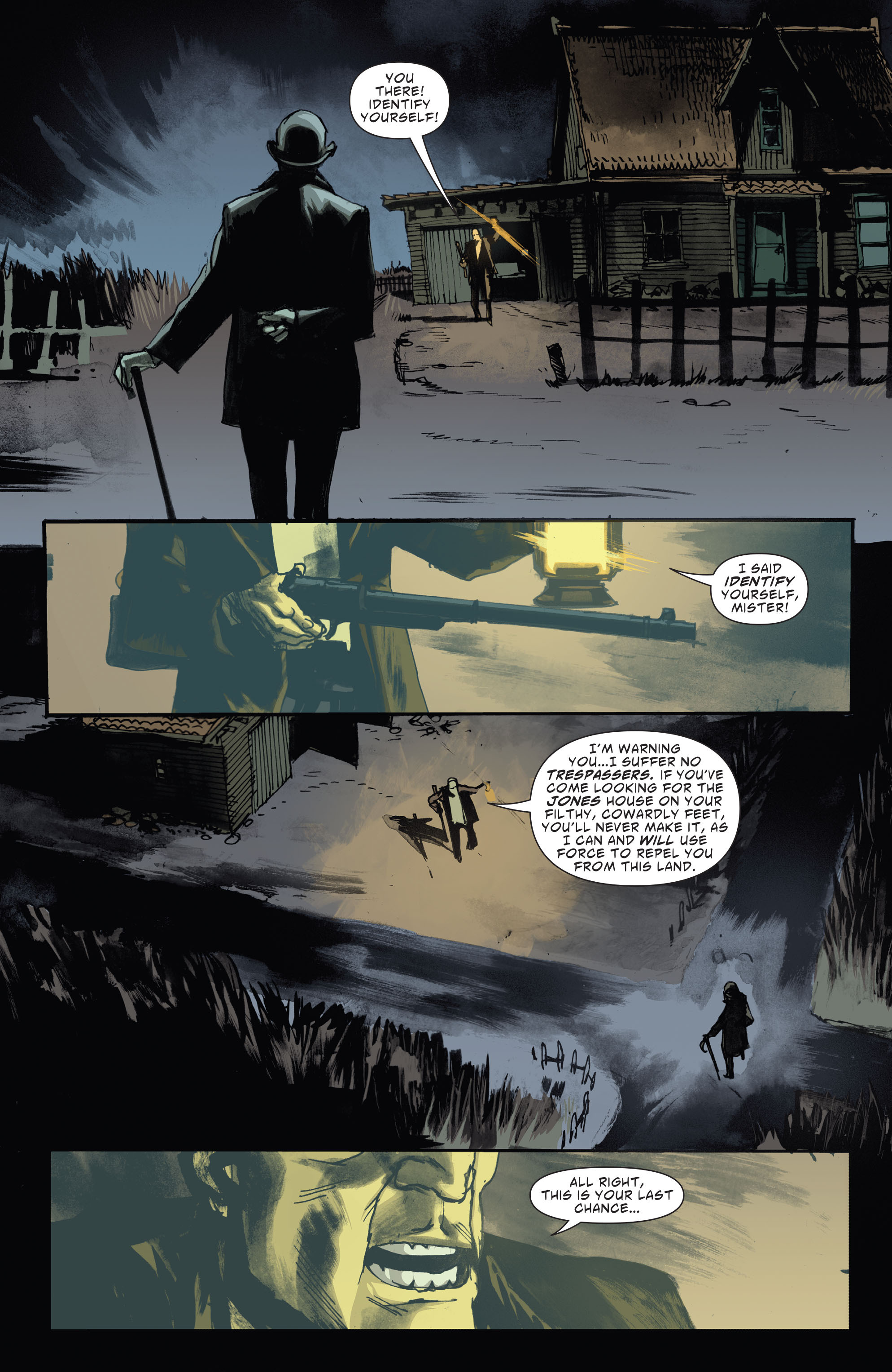 Read online American Vampire: Second Cycle comic -  Issue #2 - 9