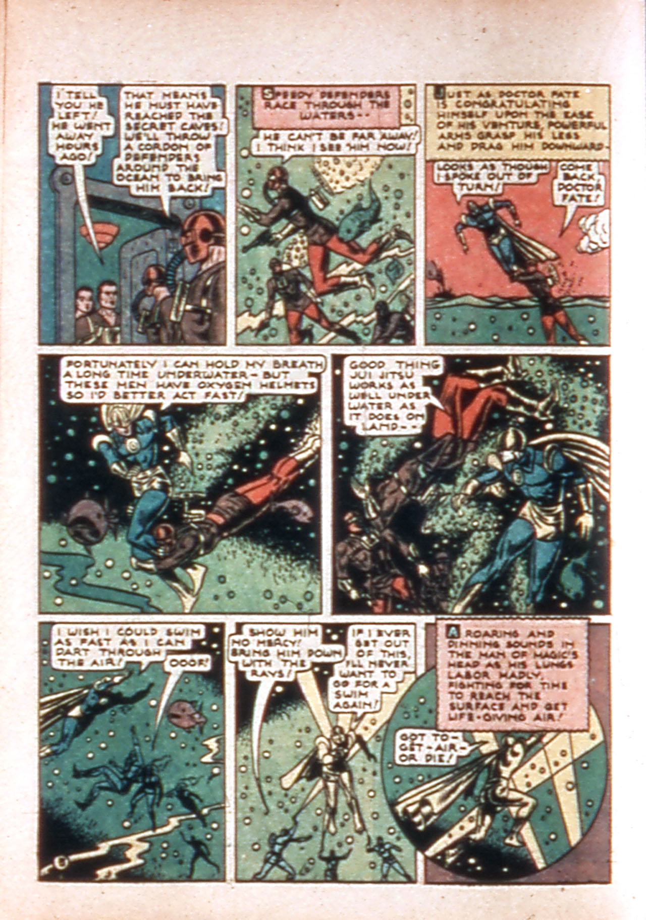 All-Star Comics (1940) issue 10 - Page 39