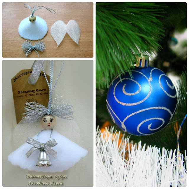 Рождественский Ангелочек5