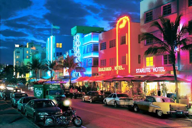 Regiones de Miami Beach y South Beach
