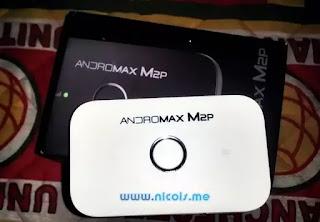 Review Mini Router (MiFi) Smartfren Andromax M2P 4G LTE