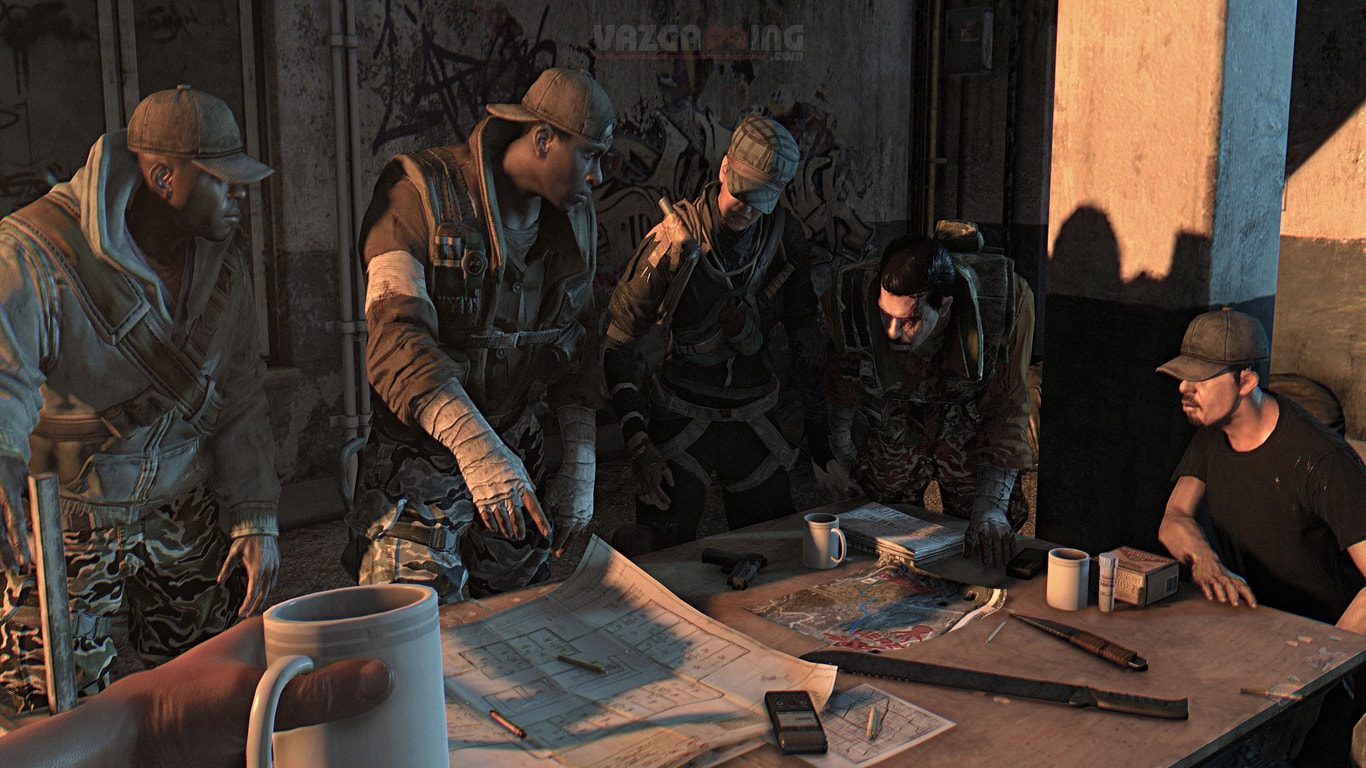 Dying Light The Following Gameplay 3